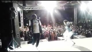 Kadaffi Mutobe ilibwe live on stage