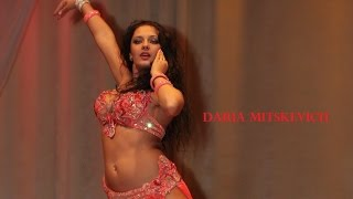 DARIYA MITSKEVICH- Superb Hot Belly Dance