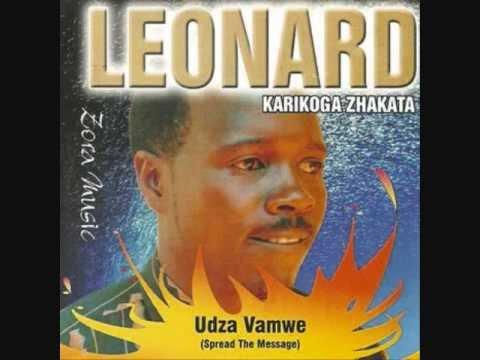 Leonard Zhakata-Penisha