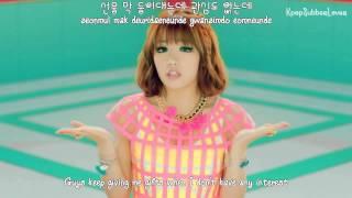 Ladies' Code - Pretty Pretty (예뻐 예뻐) MV [Eng Sub+Romanization+Hangul] HD