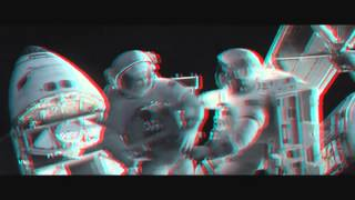 Gravity 3D Trailer (Red/Cyan 3D Glasses Needed)