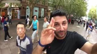 بلا اوروبا بلا امريكا شوفو مدينة شنقهاي الصينية من سناب ابو الهش HishamStar
