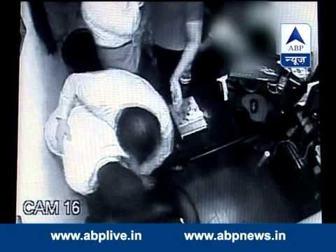 CCTV footage: Man molested girl in Mumbai pub