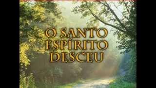 Hinário Adventista-157 O Santo Espírito Desceu