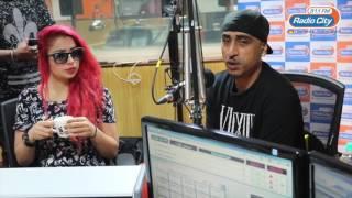 Dr. Zeus and Jasmine Sandlas promote Party Non-Stop