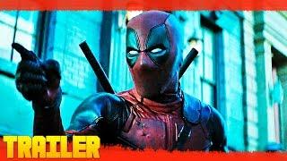 Deadpool 2 (2017) Primer Tráiler Oficial Subtitulado