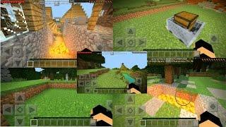 Top 5 Seed com as aparições reais e assustadoras no Minecraft Pocket Edition