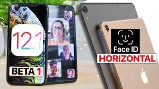 iOS 12.1 Beta 1! Group FaceTime & Secret Features Leak!