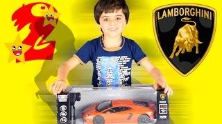 Cars Remote Control Car Toy Super Racing Lamborghini Aventador