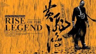 RISE OF THE LEGEND soundtrack, by Shigeru Umebayashi :