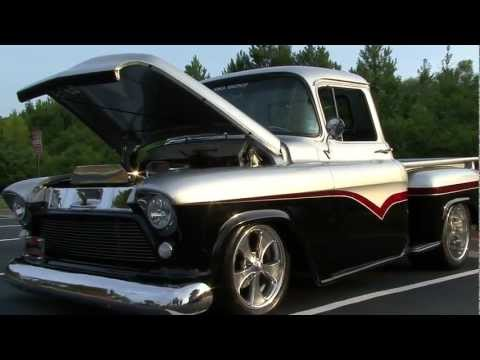 Awesome 56 Chevy Trucks