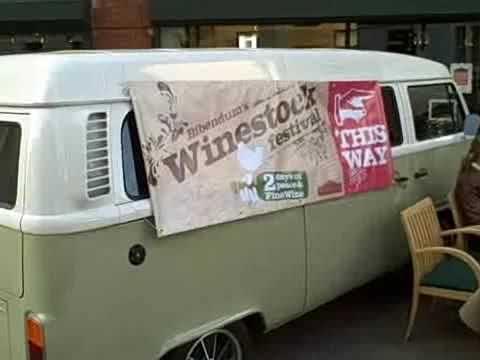 Winestock: the Summer of Love comes to Bibendum