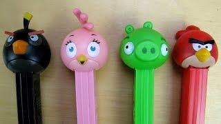 PEZ Angry Birds & Egg Surpise