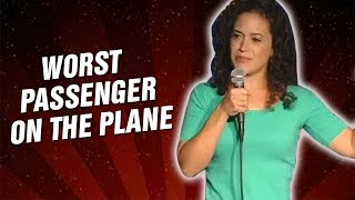 Worst Passenger On The Plane (Stand Up Comedy)