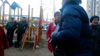 Собрание жителей дома г. Кимры ул. Урицкого д. 70