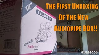 Unboxing of the new Audiopipe TXX-BD4 Subs!!!!!!
