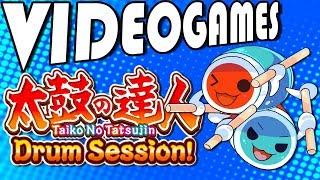 VIDEOGAMES ! Taiko no Tatsujin: Drum Session! - LET IT GO!
