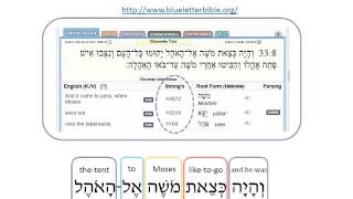 Interlinear Translation - Bible Translations