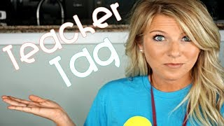 Teaching Tag | Teacher Vlog