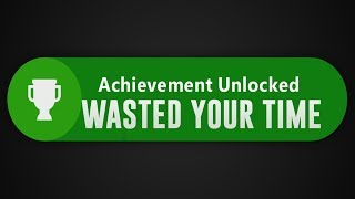 10 Most EMBARRASSING Achievements In Games You Dont Want People To See!