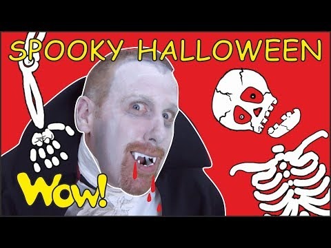 Xxx Mp4 Spooky Halloween Songs And Stories For Kids From Steve And Maggie Free Speaking Wow English TV 3gp Sex