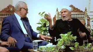 الحلقة الرابعة من برنامج احاديث قدسية / لفضيلة الشيخ محمد متولي الشعراوي