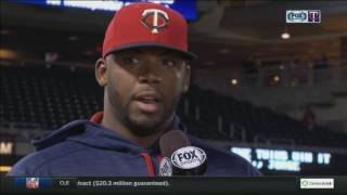 """Kennys Vargas: Twins are """"like a family"""""""