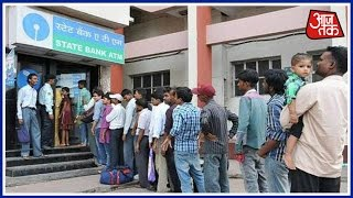 Special Report: 30 Days Since Note Ban: Cash crunch no better, ATMs still empty