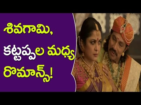Kattappa Shivagami Romance   Ramayakrisha Satyaraj As Brand Ambassidors   Pothys   Ad   News  Taja30