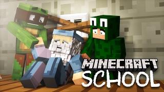 Minecraft School - RESCUING TINYTURTLE & THE HEADMASTER!