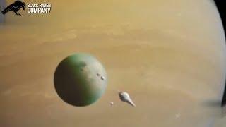 I russi hanno raggiunto Titano, una delle lune di Saturno