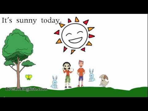 How s The Weather Song and Cartoon for Kids