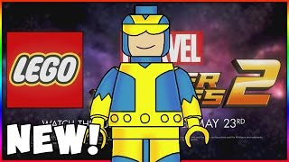 LEGO Marvel Superheroes 2 - Pre-Order Exclusive MInifigure!