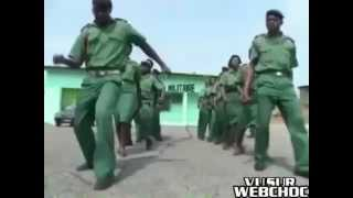 In Gambian Army it's okay to be gay