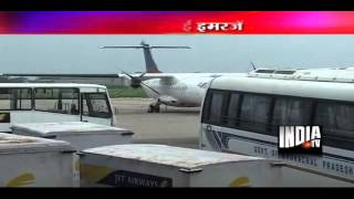 Lady pilot lands Air India plane on one wheel in Guwahati