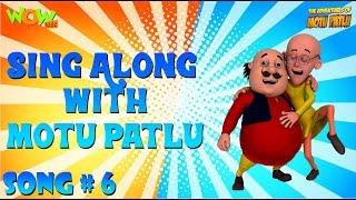 Motu Patlu Title Song Vr.6