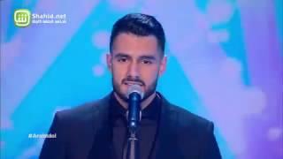Arab Idol – العروض المباشرة – يعقوب شاهين – الليل يا ليلى يعاتبني
