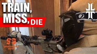 WHY You Won't AIM In A Gunfight