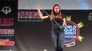 2015World WOMEN Final 05 Ann Connolly