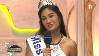 Miss Morea 2017 à Fare Ma'ohi !