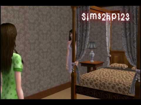 Los Sims 2 Pelicula de Terror Sobrenatural
