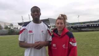 Lutalo Muhammad  & Jade Jones Top 5 Things to do in Manchester