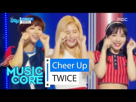 [Comeback stage] TWICE - CHEER UP, 트와이스 - CHEER UP Show Music core 20160430 Mp3