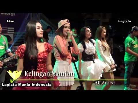 Kelingan Mantan (NDX) - Nella Kharisma - Lagista Live Kediri 2016