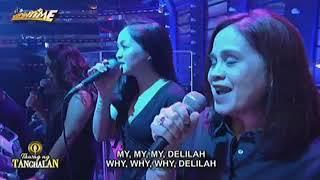 Tawag ng Tanghalan -JOVANY SATERA sing Delilah JUST WOW!!!