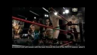 FCW 3/18/12 - Kassius Ohno (Chris Hero) Debut Match!