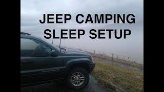 JEEP WJ SUV CAMPING MODS