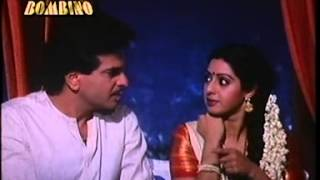 Sridevi-Jeteendra : Colths removing by words