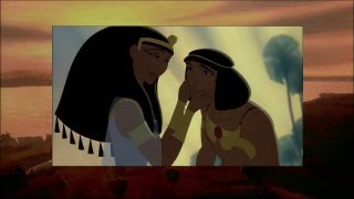 The Prince Of Egypt - All I Ever Wanted + Queen's Reprise English (Lyrics)