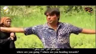 TKW Arab & sopir india mau kabur (LUCU BANGET)